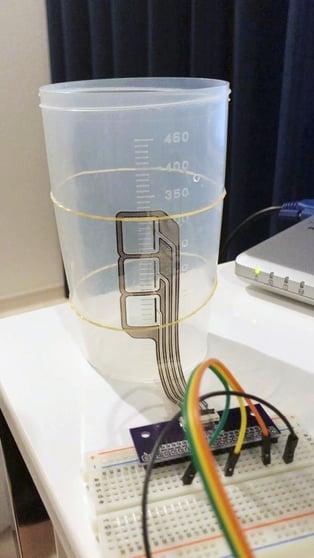 水位センサーの写真-1