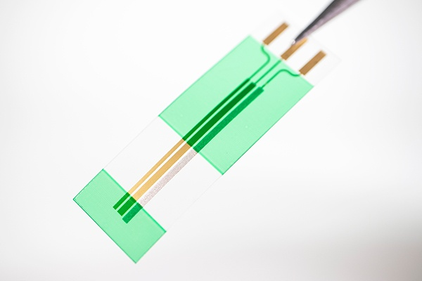 P-Flex™ PET で電気化学センサを作るメリット