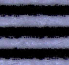 ヘッド・インクの制御 失敗例