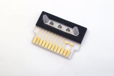 電気化学センサー付き IMPC® フローセル