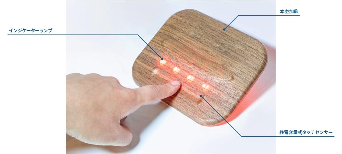 本木シートを使用    LEDを点灯させ電飾を点灯