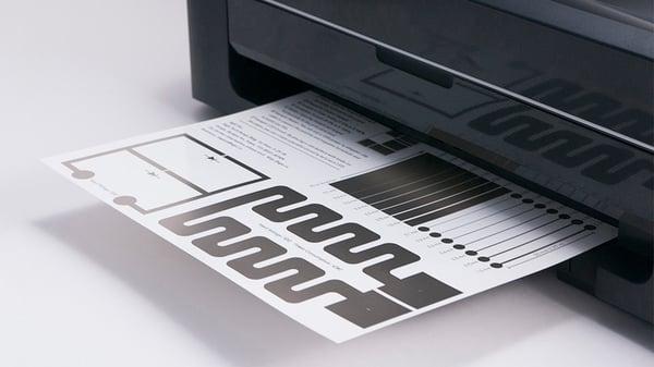 インクジェットプリントやペンタイプ対応のインクで、用途としては、教育用・試作用です。