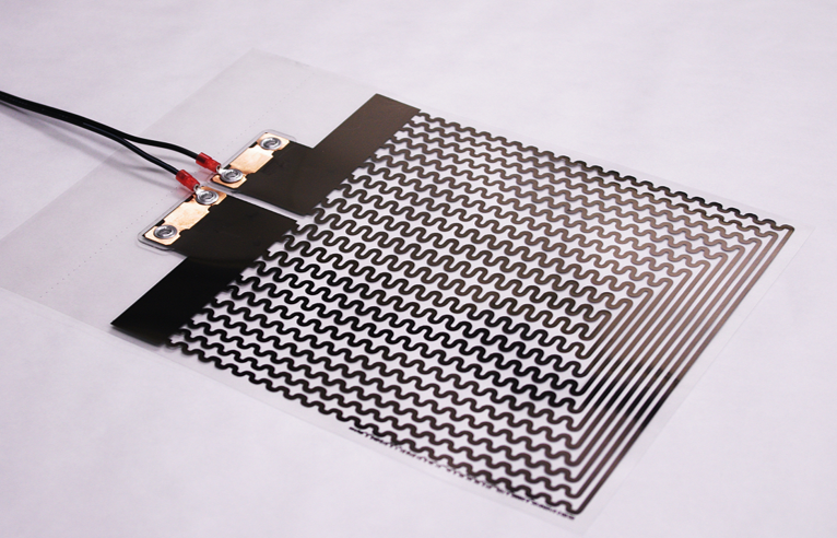 Prithermo®, printed film heater