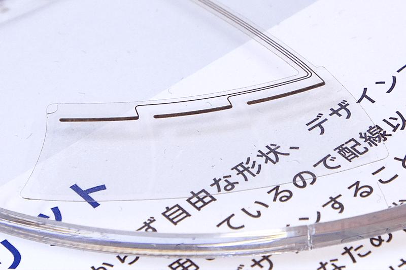 透明静電容量式タッチセンサー_画像(1)