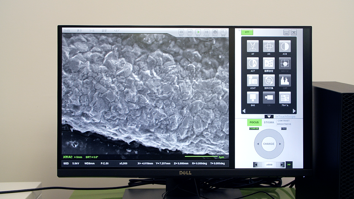 Elephantech 電子顕微鏡(SEM) プロダクト画像 (1)-1
